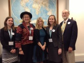 Part of the RPCV-NJ group in Washington DC for the Day Of Action 2013