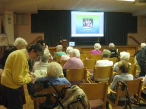 HeathVlg Gathering Audience IMG_8552